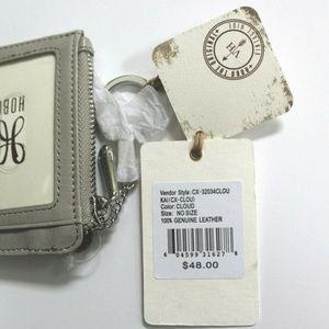HOBO Bags - Hobo Kai Leather Coin Purse Card Case Cloud